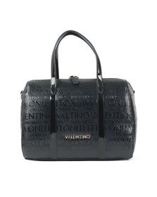 Valentino by Mario Womens Blue Serenity Satchel