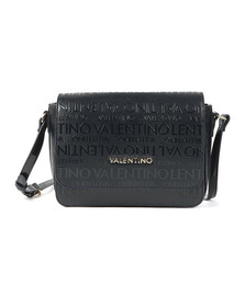 Valentino by Mario Womens Blue Serenity Shoulder Bag