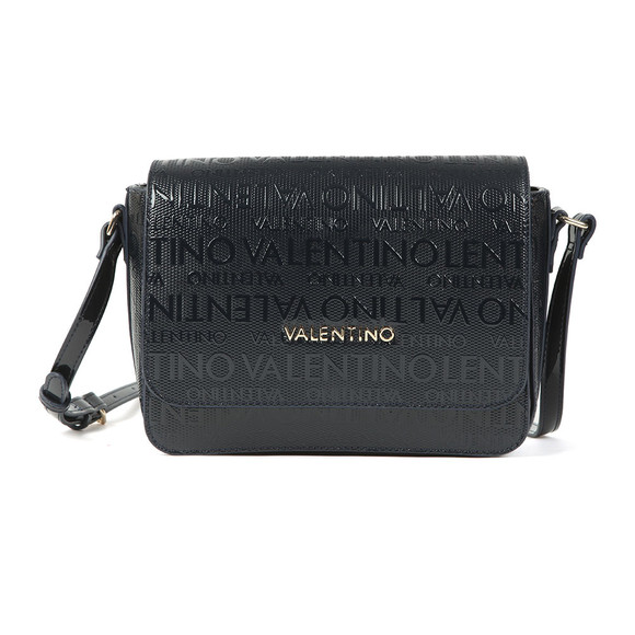 Valentino by Mario Womens Blue Serenity Shoulder Bag main image