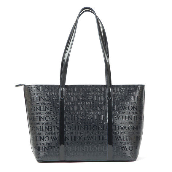 Valentino by Mario Womens Blue Serenity Large Tote main image