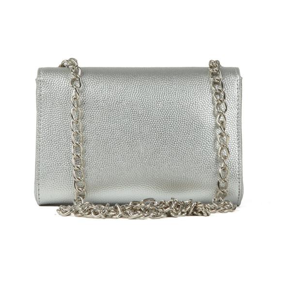 Valentino Bags Womens Silver Divina Clutch Bag