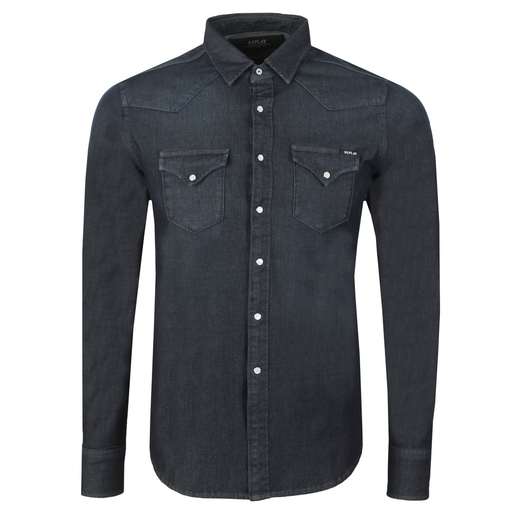 Hyperflex Denim Shirt main image