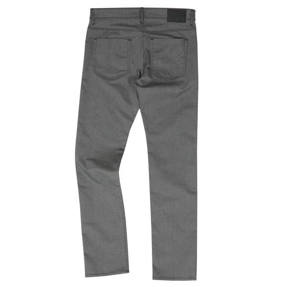 BOSS Mens Grey Athleisure Delaware Trouser