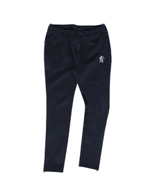 Gym King Mens Blue Tick Tock Poly Pant
