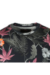 Ted Baker Mens Blue S/S Floral Print Tee