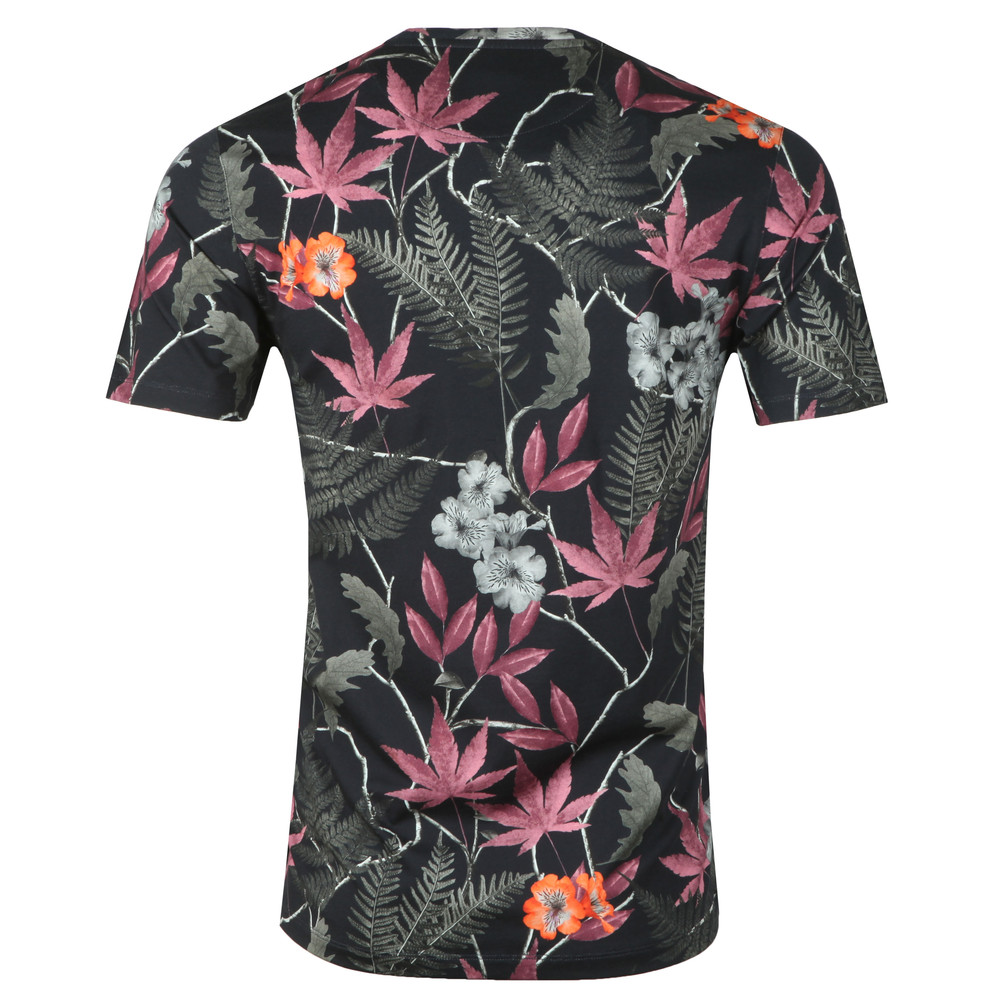 S/S Floral Print Tee main image
