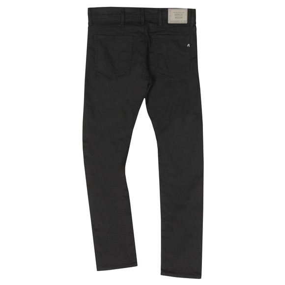 Replay Mens Black Jondrill Jean main image