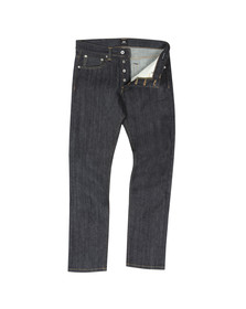 Edwin Mens Blue ED-80 Red Listed Selvage Denim Jean