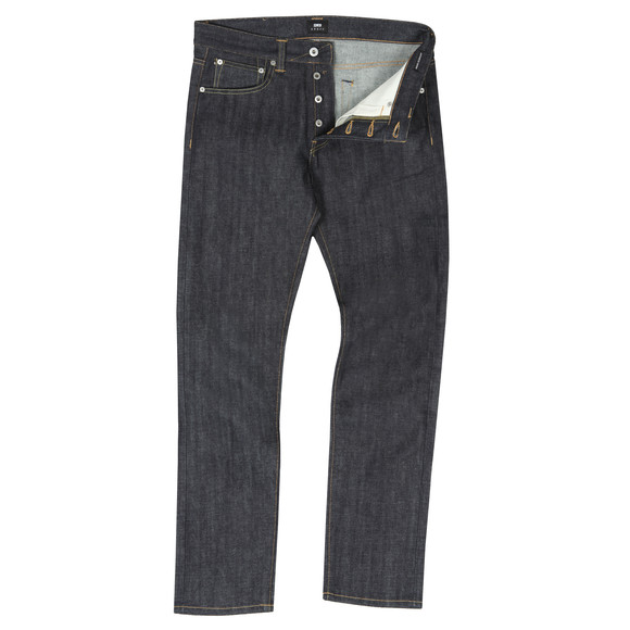 Edwin Mens Blue ED-80 Red Listed Selvage Denim Jean main image