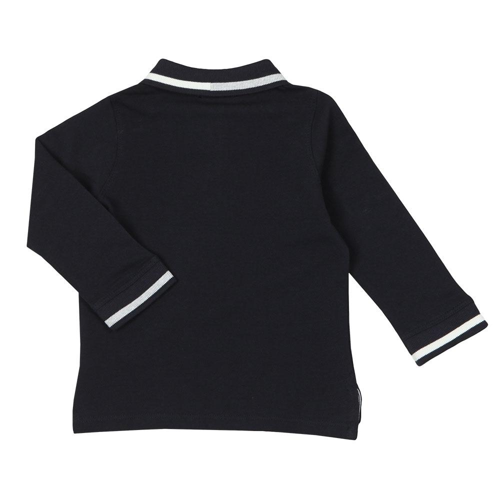 6ZHF02 Long Sleeve Polo Shirt main image
