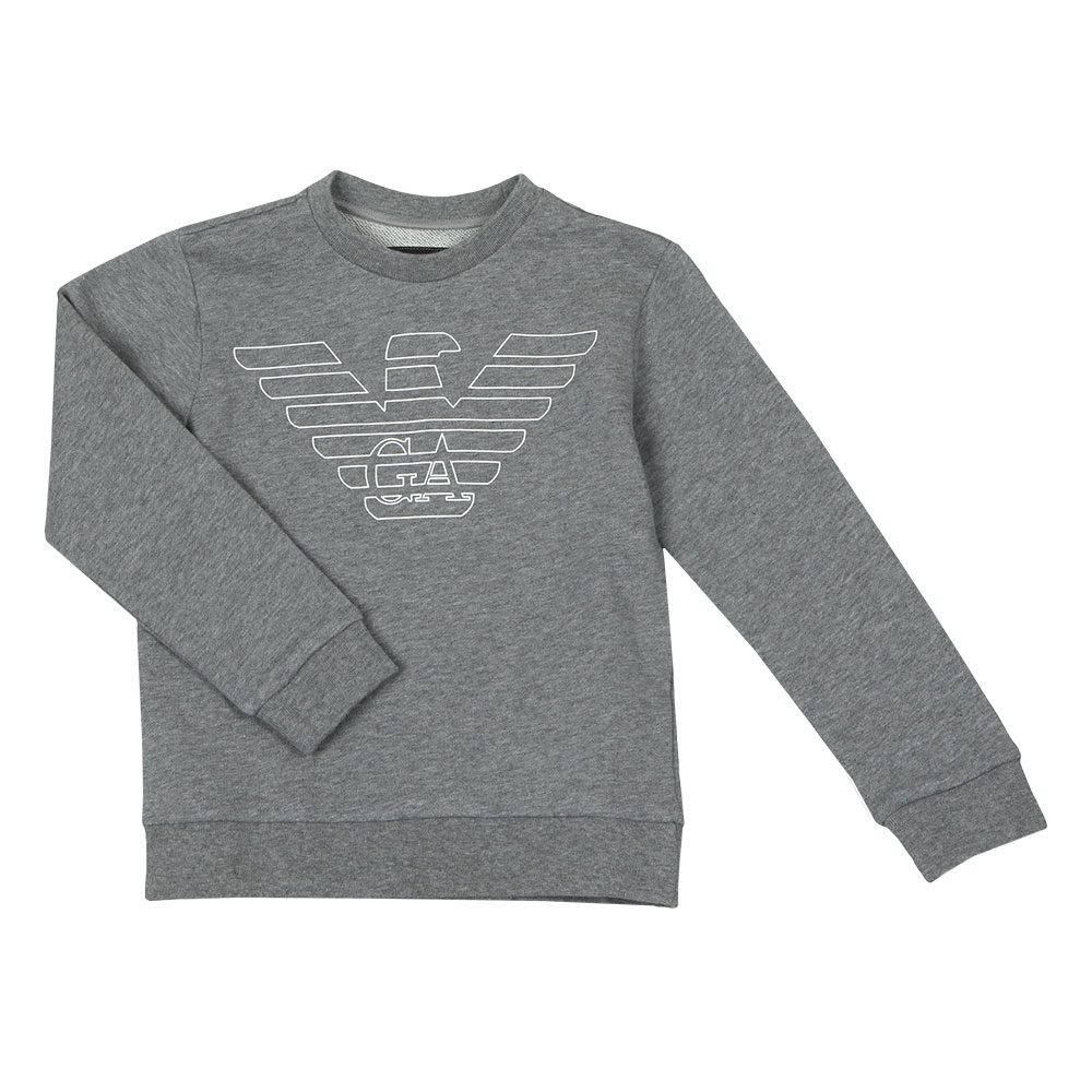 Boys Large Logo Sweatshirt main image