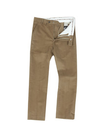 Barbour Sporting  Mens Beige Traditional Fit Moleskin