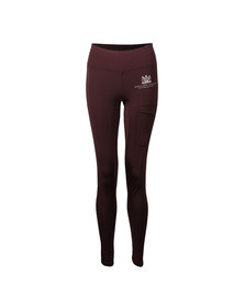 Holland Cooper Womens Purple Equitech Legging
