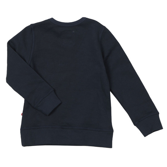 Levi's Boys Blue Boy's Batwing Sweatshirt  main image