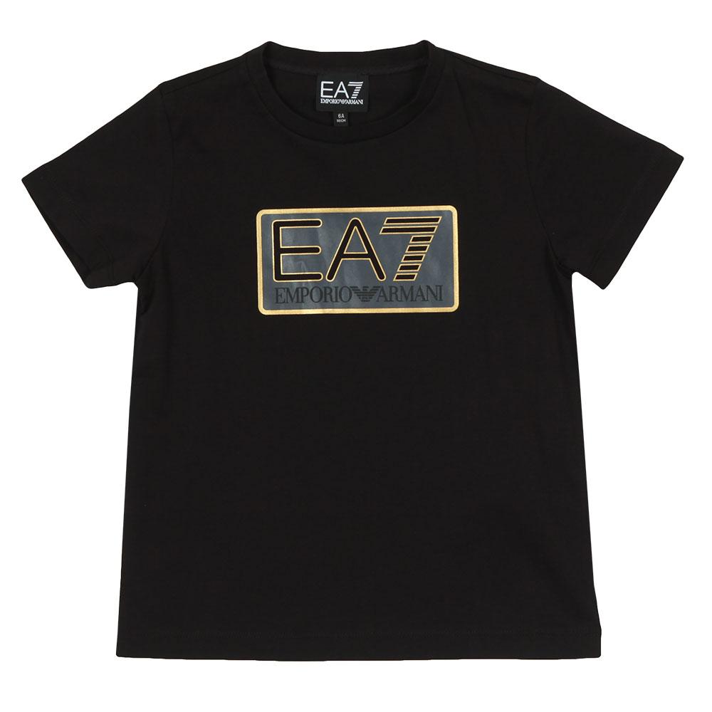 Boys Box Logo T Shirt main image