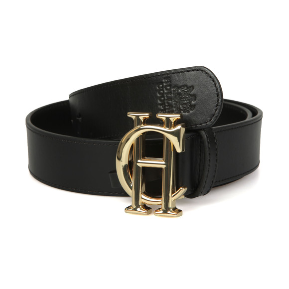 Holland Cooper Womens Black Gatcombe Belt main image