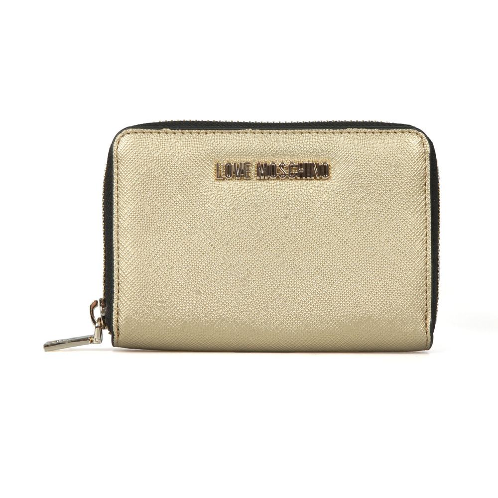 c8140def173 Love Moschino Saffiano Small Purse | Oxygen Clothing
