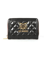 Quilted Nappa Wallet