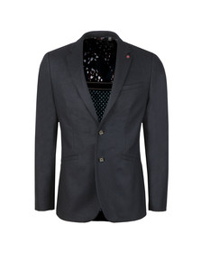 Ted Baker Mens Blue Core Wool Jacket