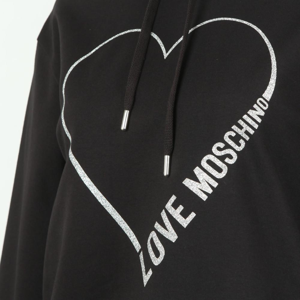 Heart Logo Hoody main image
