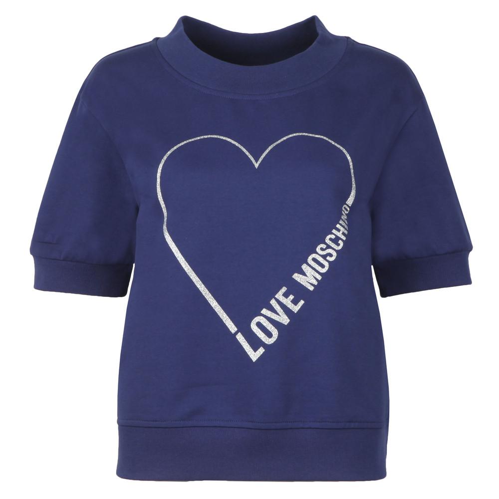 Heart Logo Sweatshirt main image