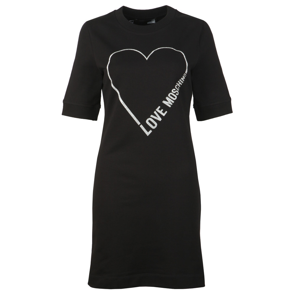 Heart Logo Sweat Dress main image