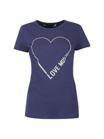Heart Logo T Shirt