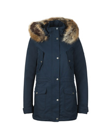 Barbour Lifestyle Womens Blue Stronsay Jacket