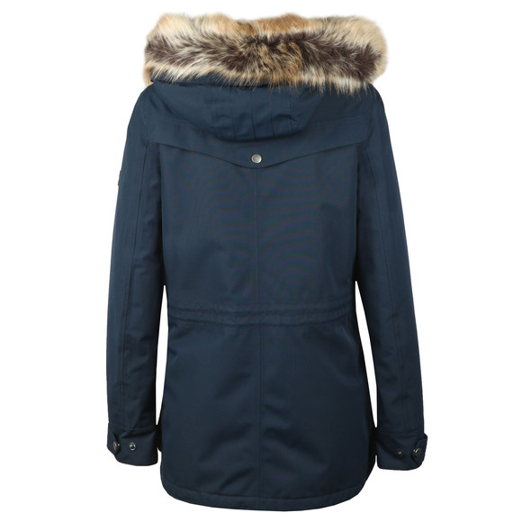 Barbour Lifestyle Womens Blue Stronsay Jacket main image
