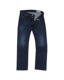 Diesel Mens Blue Larkee 084VG Straight Jeans