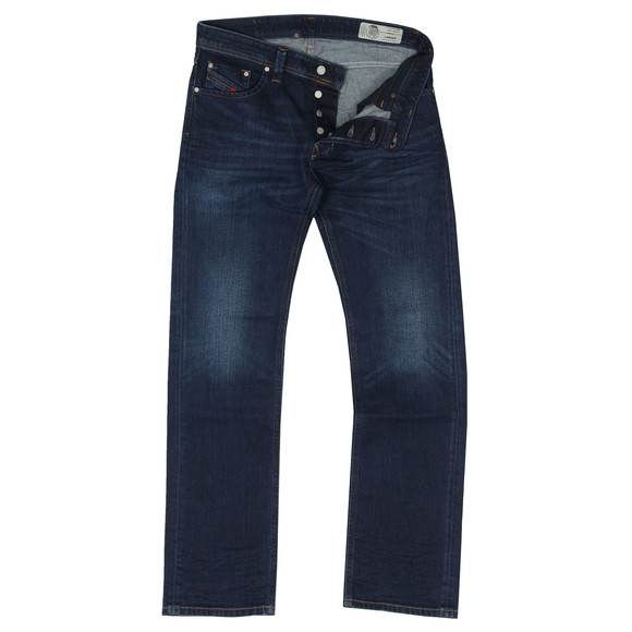 Diesel Mens Blue Larkee 084VG Straight Jeans main image