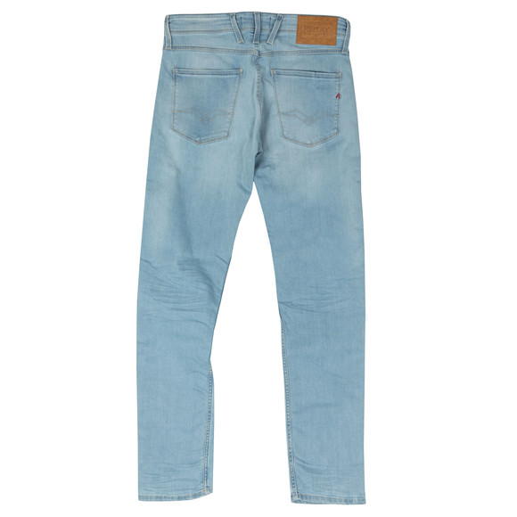 Replay Mens Blue Anbass Slim Jean main image