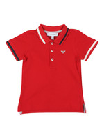 6ZHF01 Tipped Polo Shirt