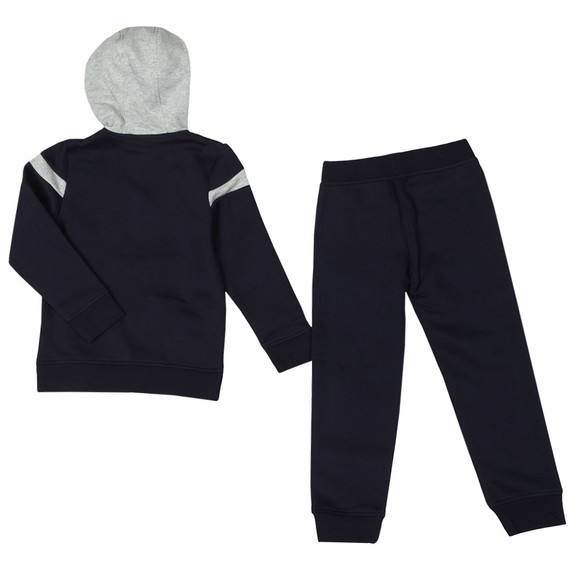 BOSS Bodywear Boys Blue J28061 Tracksuit main image
