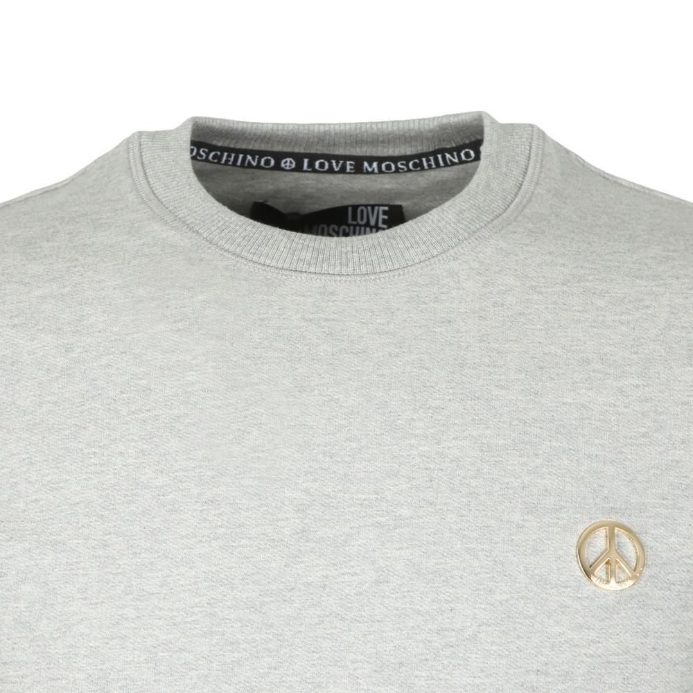 Metal Logo Sweatshirt main image