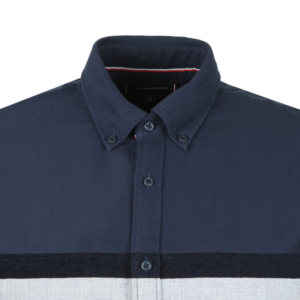 L/S Chenile Engineered Shirt main image