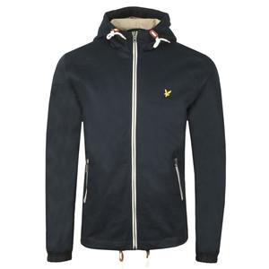 Hooded Twill Jacket