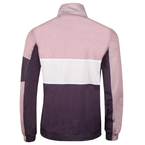 Lyle and Scott Mens Pink Overhead Jacket main image