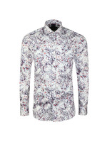 L/S Abstract Print Shirt