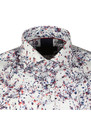 L/S Abstract Print Shirt additional image