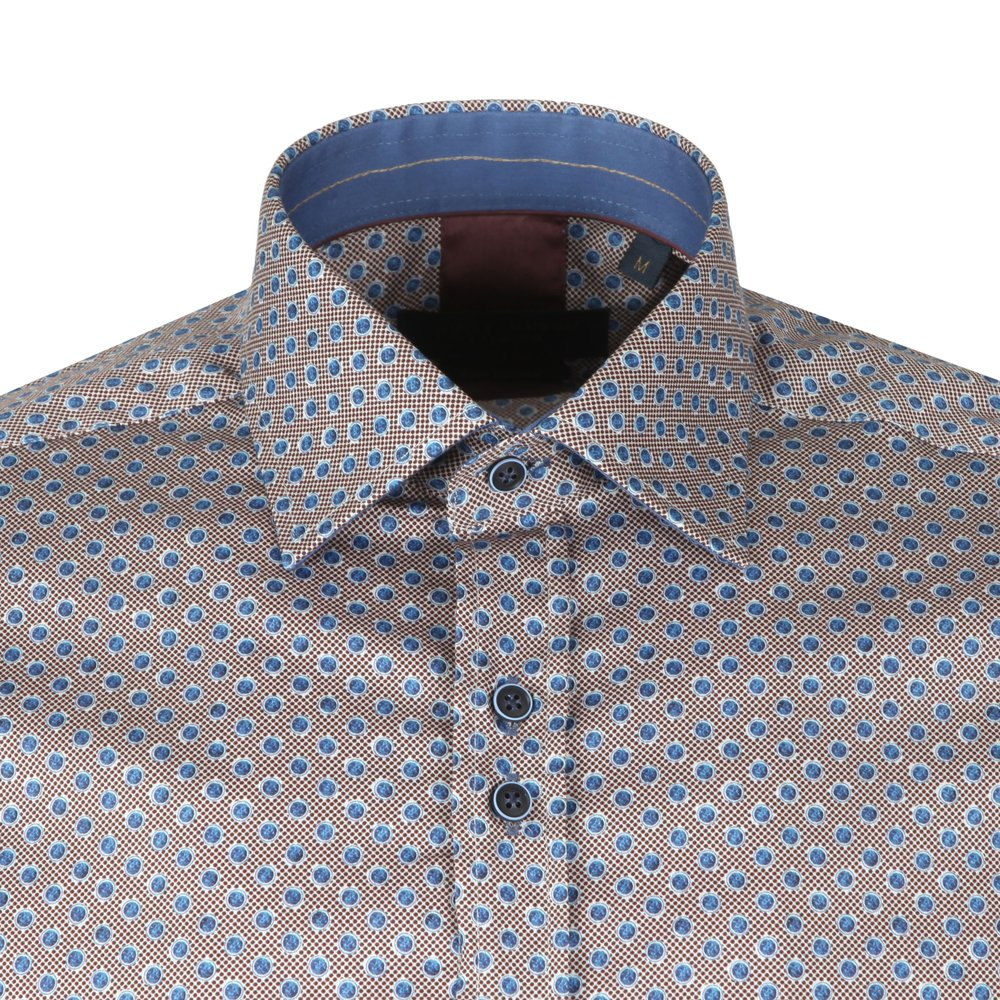 Polka Dot LS Shirt main image