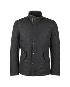 Barbour Lifestyle Mens Blue Powell Quilted Jacket