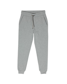 Aquascutum Mens Grey Del Jersey Sweatpants