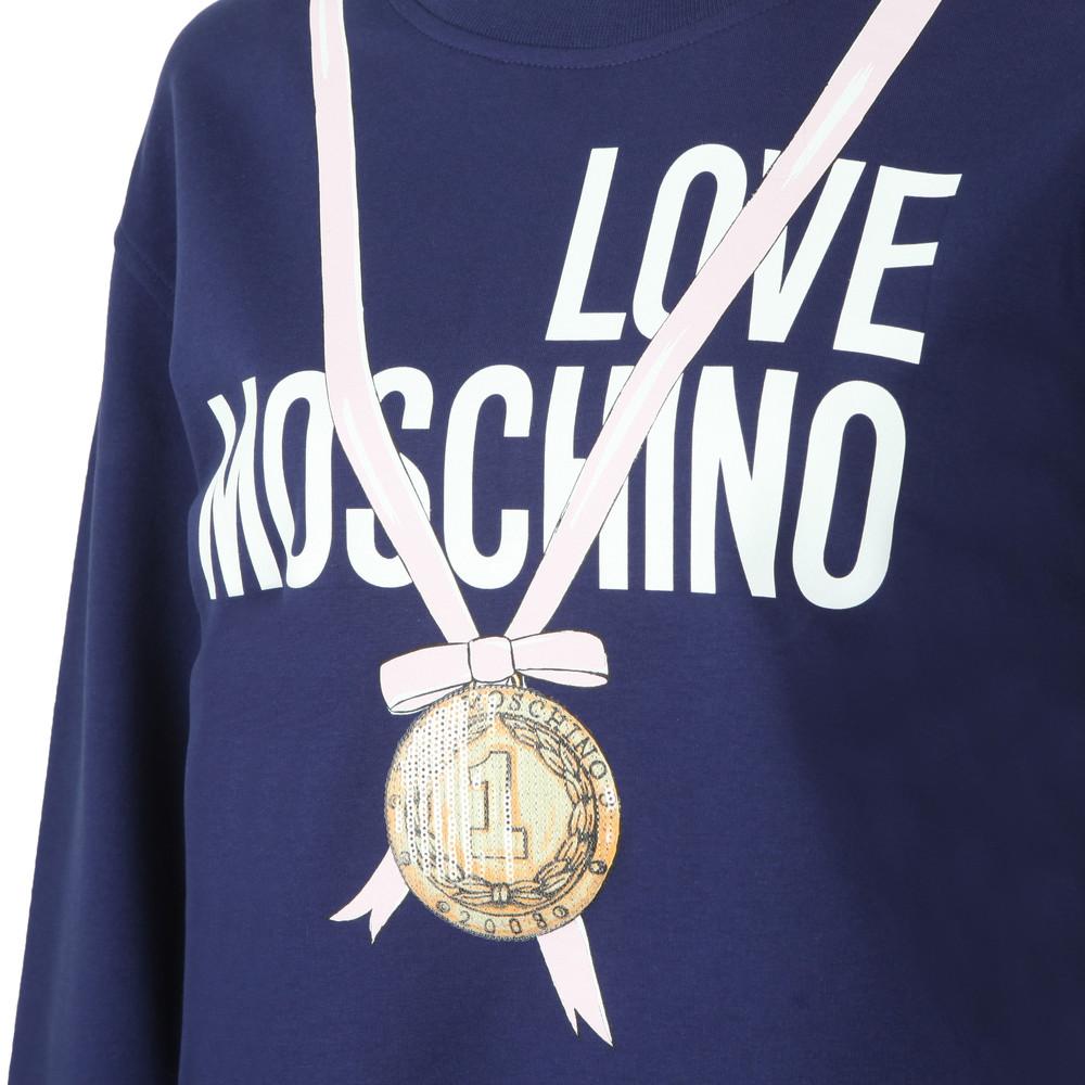 Medal Logo Sweatshirt main image