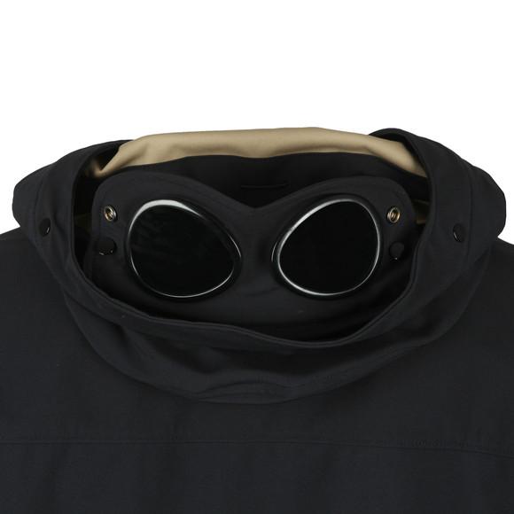 C.P. Company Mens Blue Light Shell Goggle Jacket main image