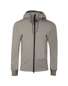 C.P. Company Mens Grey Light Shell Goggle Jacket