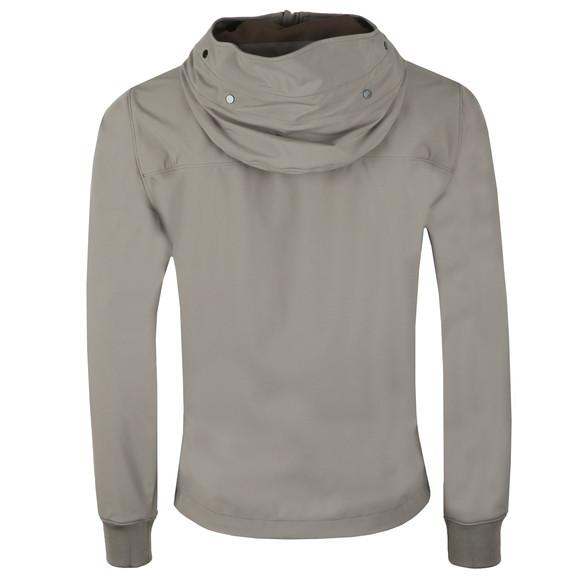 C.P. Company Mens Grey Light Shell Goggle Jacket main image