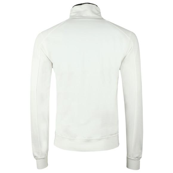 C.P. Company Mens Off-White Half Zip Sweat main image