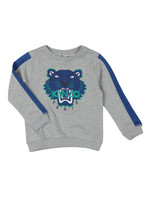 Perforated Tiger Sweatshirt