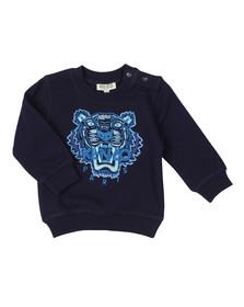 Kenzo Baby Boys Blue Tiger Sweatshirt